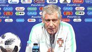 Russia: Santos and Pepe look ahead to 'decisive' Iran encounter