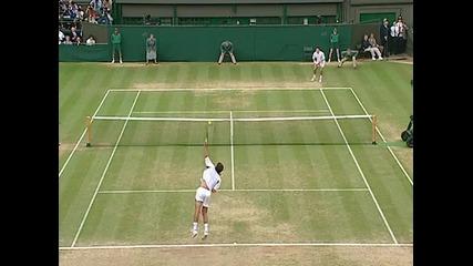 Wimbledon 2001 - henman/ivanisevic