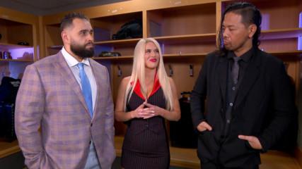 Лана има план за Русев и Накамура: WWE 12.02.2019