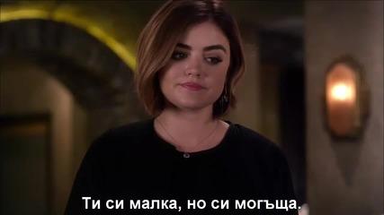 Bg sub Малки сладки лъжкини сезон 6 епизод 11 / Pretty little liars season 6 episode 11