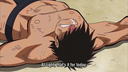 Abarenbou Kishi Matsutarou Episode 5