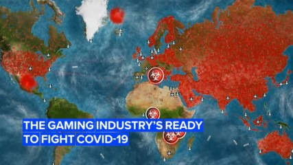 The gaming industry isn't playing around when it comes to COVID-19