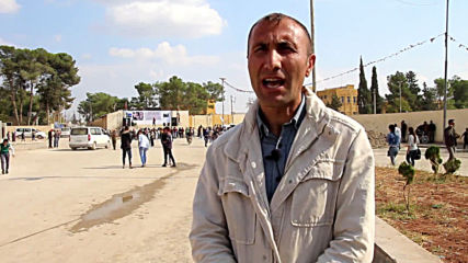 Syria: Hundreds rally in Kobane to decry Turkish military offensive