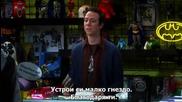 Теория за големия взрив / The Big Bang Theory / S03 E07