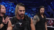 The Shield discusses the Evolution of Payback