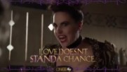 The Evil Queens Song Love Doesnt Stand A Chance - Once Upon A Time + Превод