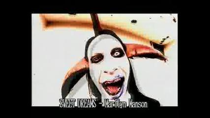 Marilyn Manson - Sweet Dreams (18+)