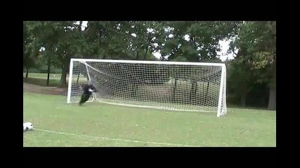 Goalkeeper training - Вратарска Тренировка