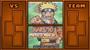 Naruto Path Of The Ninja Ep1: Наруто срещу Какаши !!!