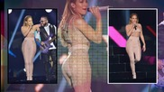 Jennifer Lopez Stuns at Selena Tribute