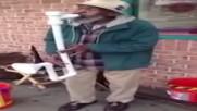 Не обичайни музикални инструменти 2