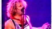 Van Halen - Love Walks In / Live on the Mtv Music Video Award 1986