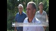 Петрички села излязоха на протест срещу дървета-убийци на пътя