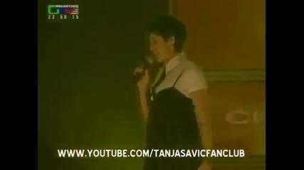 Tanja Savic - Zlatnik - Folk hit godine Osijek 7.2.2010