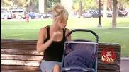 Бебе Пушач (скрита камера)