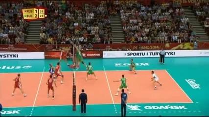 ВИДЕО: Всичко най-интересно от драмата България - Русия