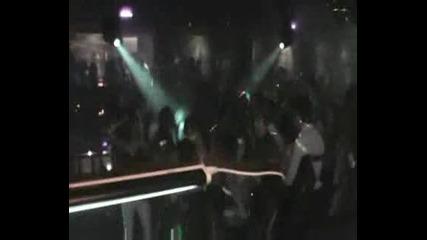 Dj Double V Live in Club X - Treme @ 11.02.2009