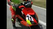 Aprilia Sr R Malossi Racing Team