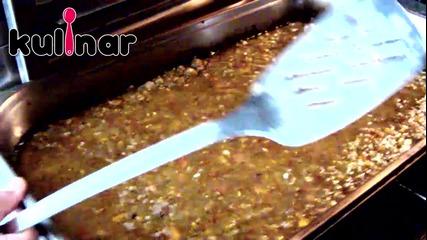 Рецепта за Мързеливи Пълнени Чушки Детска Кухня