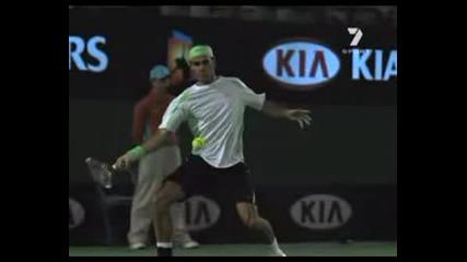 Тенис Урок 143