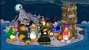 Club Penguin- Halloween Party 2011