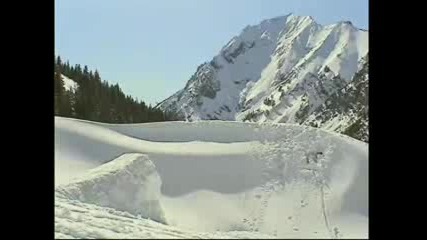 Опит за скок със ски