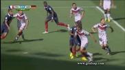 Германия на 1/2 финал на Световното! Франция 0:1 Германия 04.07.2014
