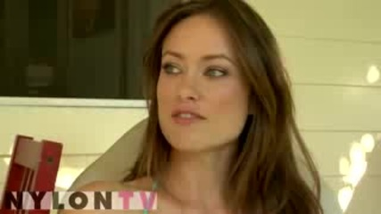 Olivia Wilde - Nylon Tv