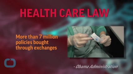 Feds Say Obamacare Gets Health Insurance to 16 Million New People