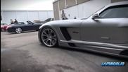 Fab Design Mercedes Sls Gullstream - Exhaust Sound and Acceleration
