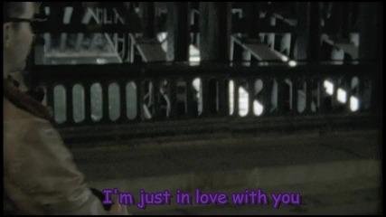 Joe Jonas - Just In Love Lyrics on Screen
