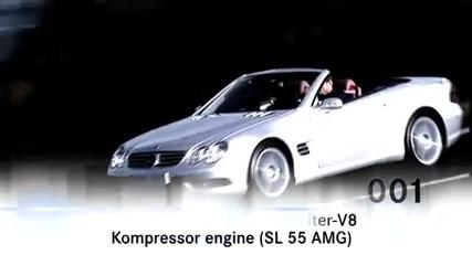 Mercedes-benz Amg 1967 To 2010 Trailer