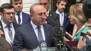 Русия: Чавушоглу приветства нормализирането на отношенията с Русия