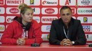 Треньорът на Лиепая: ЦСКА мислеха, че ще е леко, но ги изненадахме