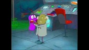Courage the Cowardly Dog - Curtain of cruelty (s03ep63) , bg audio