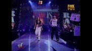 Matt Hardy Vs Jeff Hardy & Lita