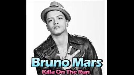Супер песен! Bruno Mars - Killa On The Run