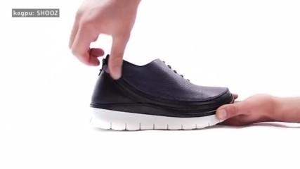Как да превърнем официалните обувки в спортни за секунди?