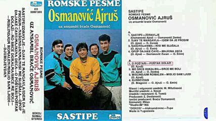 Айруш Османович - _- Састипе (1990) (цяла касета)