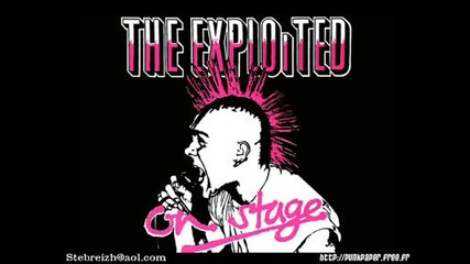The Exploited - Fightback live 2007