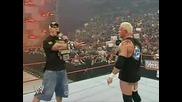 John Cena Се Базика С Mr Kenedy