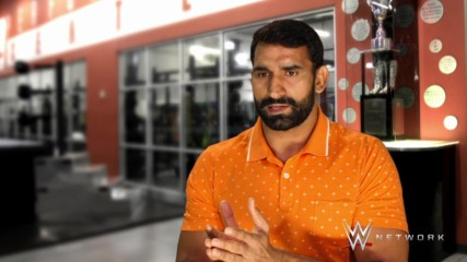 Jeet Rama on family, Jinder Mahal and WWE Live in India