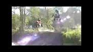 Atv Quad Racer Travis Spader Big Air Nj Tr