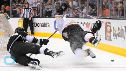 NHL's Slava Voynov Begins Jail Sentence In Domestic Violence Case
