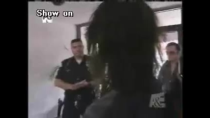 Criss Angel Tricks Police