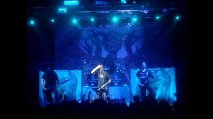 Hypocrisy - Eraser (live in Kiev 19.09.2013)