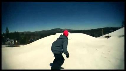 Невъзможен трик със сноуборд