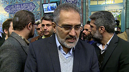 Iran: Voters hit the ballot box to vote in parliamentary elections