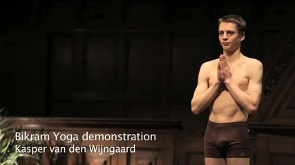 World Champion Bikram Yoga, Kasper van den Wijngaard