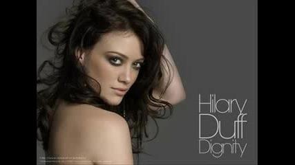 Hilary Duff - Dignity